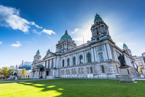 Belfast merece que la visites