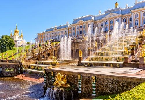 Los palacios más impresionantes del mundo