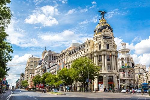 Las 7 calles de Madrid más bonitas