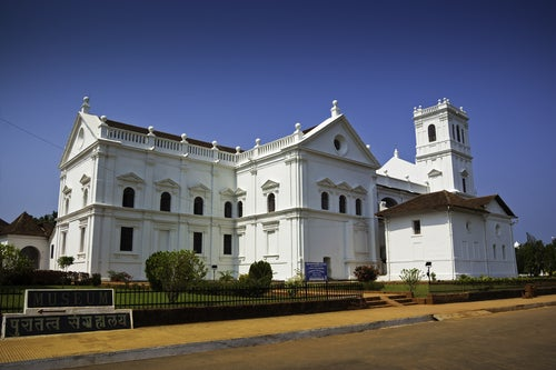 Se Catedral de Goa
