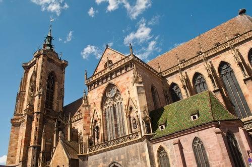 Colegiata de San Martin en Colmar