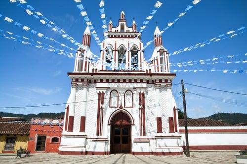 San Juan Chamula en Chiapas