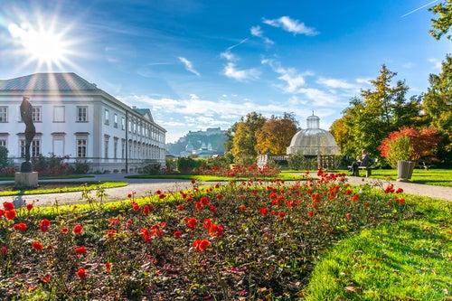 Palacio de Mirabell en Salzburgo