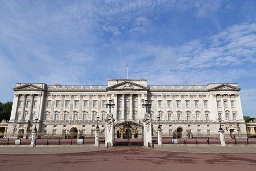 Palacio de Buckingham en Londres
