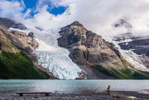 Parque nacional Glacier en Canadá