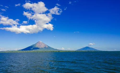 La isla de Ometepe, una belleza en un mar de agua dulce