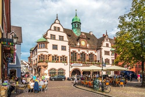 Resultado de imagen de friburgo alemania turismo