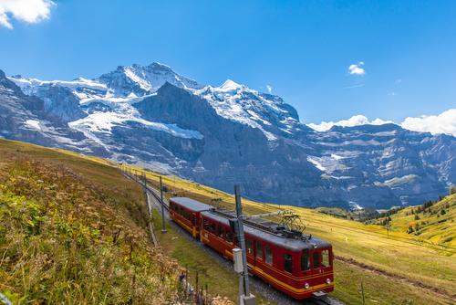 Tren de Jungfrau