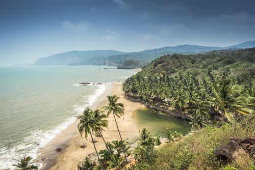 Goa en India: diversión y religiosidad