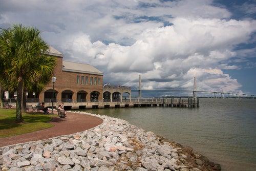 Fuerte Sumter en Charleston
