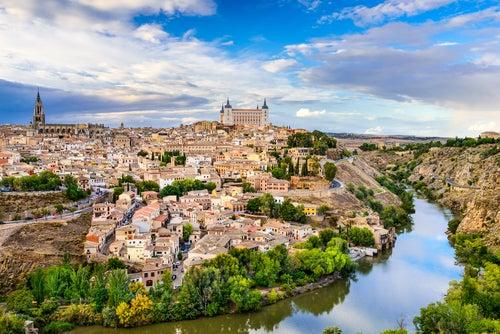 Toledo, una de las escapadas en Madrid