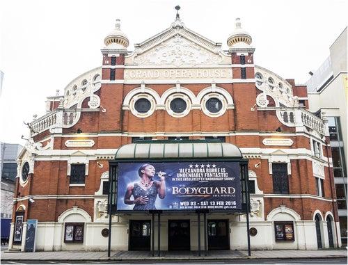 Grand Opera House en Belfast