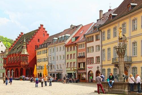 Freiburg en Alemania, una ciudad preciosa y poco conocida