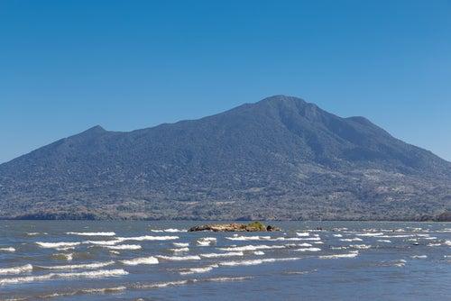 Volcán Maderas en Isla de Ometepe