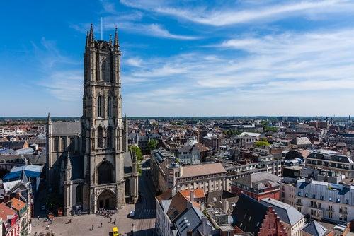 Catedral de San Babón en Gante