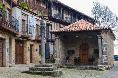 Ermita en Mogarraz