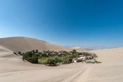 Huacachina, el oasis secreto de Perú