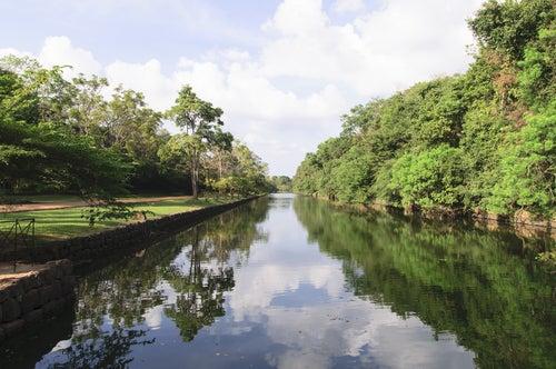 Jardines de Sigiriya