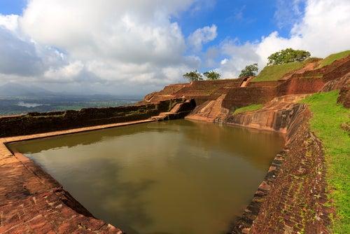 Palacio de Sigiriya