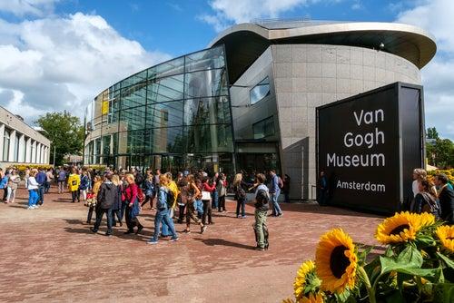 Hospedarse en uno de los más famosos cuadros de Van Gogh