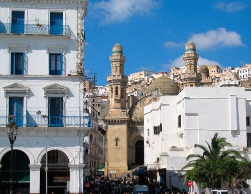 Mezquita en Argel