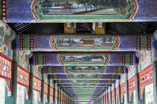 Gran Galería del Palacio de Verano de Pekín