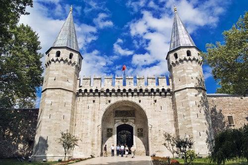 Palacio de Topkapi, belleza turca en Estambul
