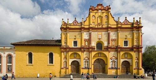 San Cristóbal de las Casas en Chiapas