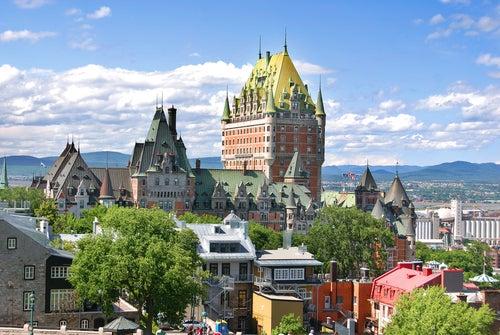 Québec en Canada