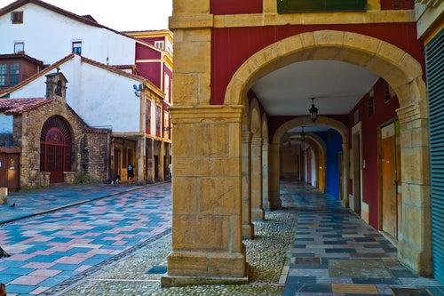 Avilés en Asturias
