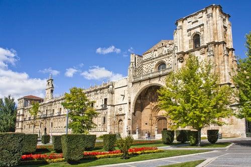 Convento de San Marcos de León