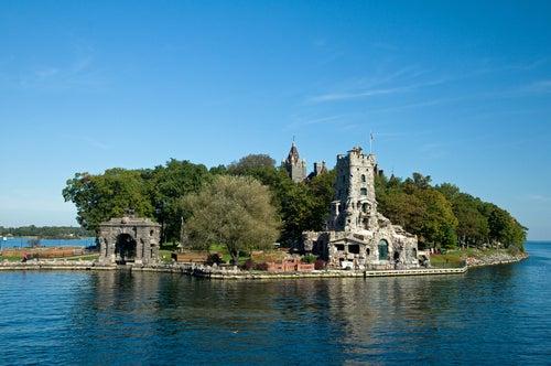 Castillo Boldt en las Mil islas