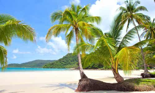 8 playas paradisíacas de Asia