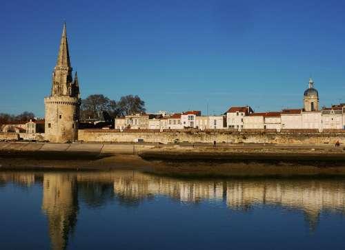 Torre Lanterne en La Rochelle