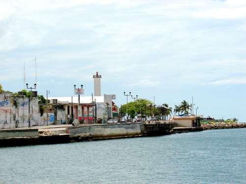 Champotón en Campeche