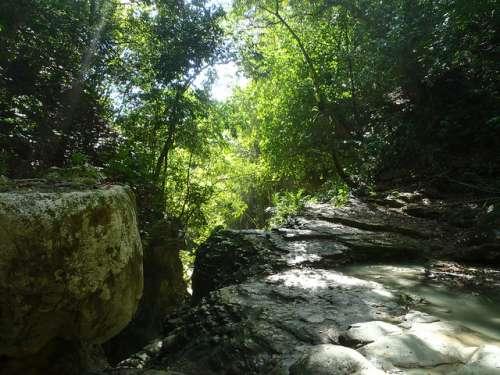 Damajagua en República Dominicana