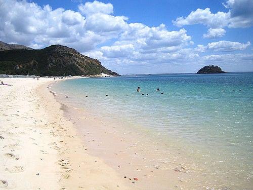 Playa de Portinho da Arrábida