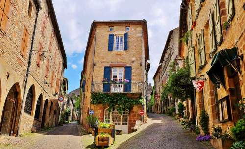 Los 4 pueblos de Francia más bellos