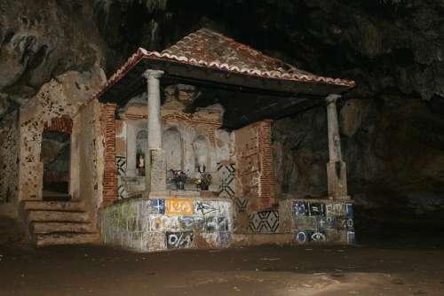 Capilla de Santa Margarita en Arrábida