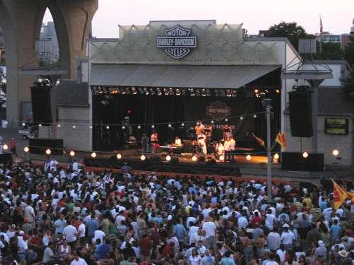 Summerfest en Estados Unidos