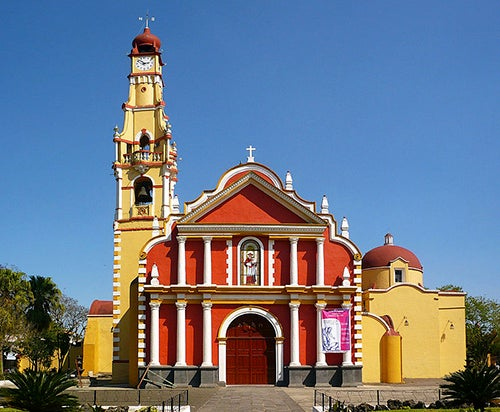 Parroquia de San Jerónimo en Coatepec