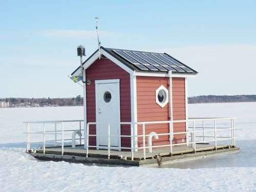 El hotel Utter Inn en Suecia, un hotel submarino
