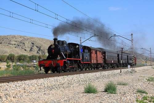 Recorremos España en trenes turísticos, viajes inolvidables