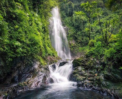 Cascada en Coatipec
