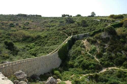 Victoria Lines en Malta
