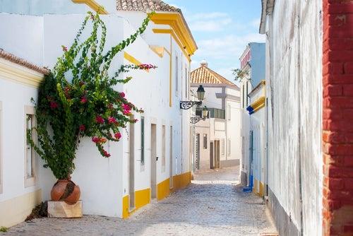 Faro en el Algarve