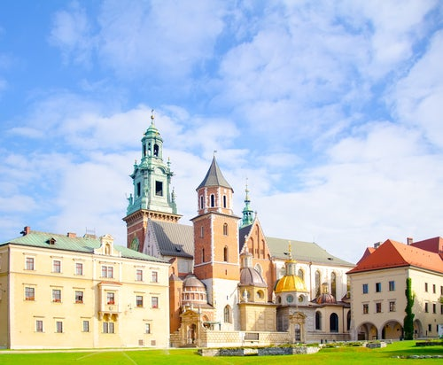 Catedral de Wawel en Cracovia