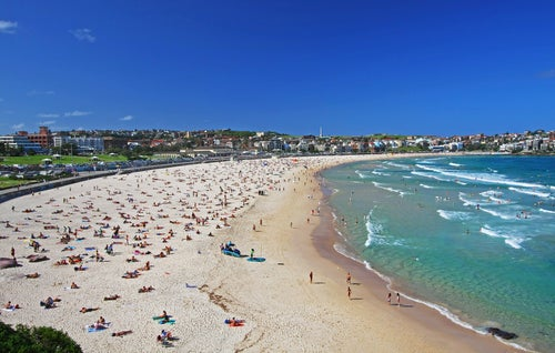 Bondi Beach en Australia