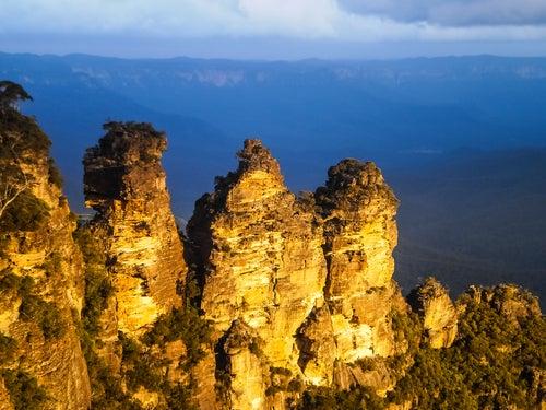 Tree Sisters en las Montañas Azules