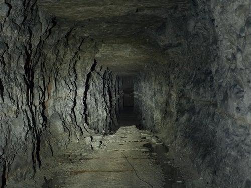 Túnel en Tallin